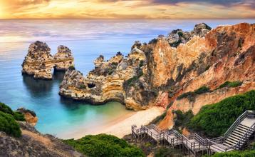Destination index faro algarve portugalsko