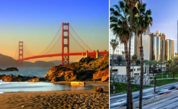 Destination index kalifornia