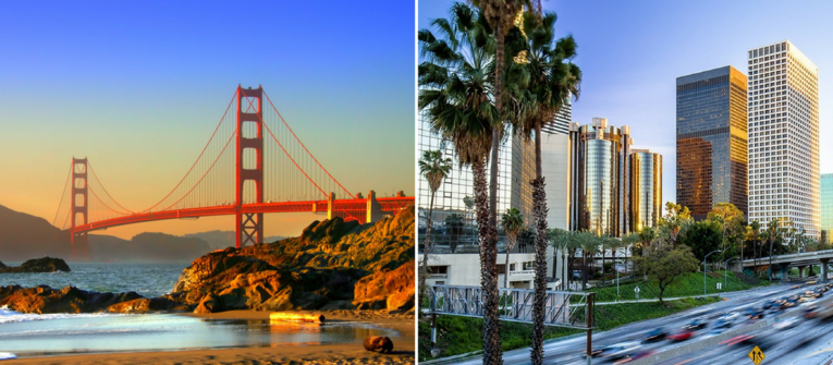Index big wide kalifornia