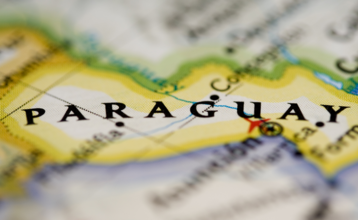 Destination index paraguaj