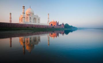Destination index india agra taj mahal