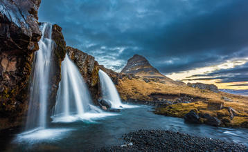 Destination index island kirkjufell xl