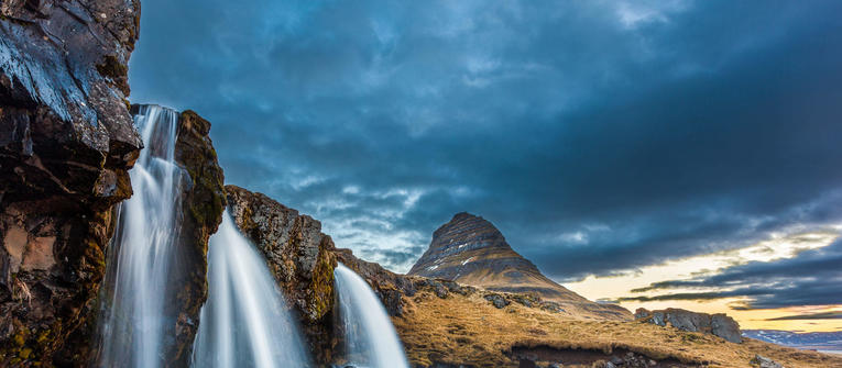Index big wide island kirkjufell xl