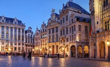 Destination index brusel belgicko