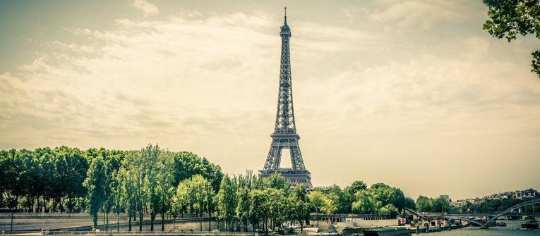 Index big wide eiffel tower tower paris trees river 1280x600