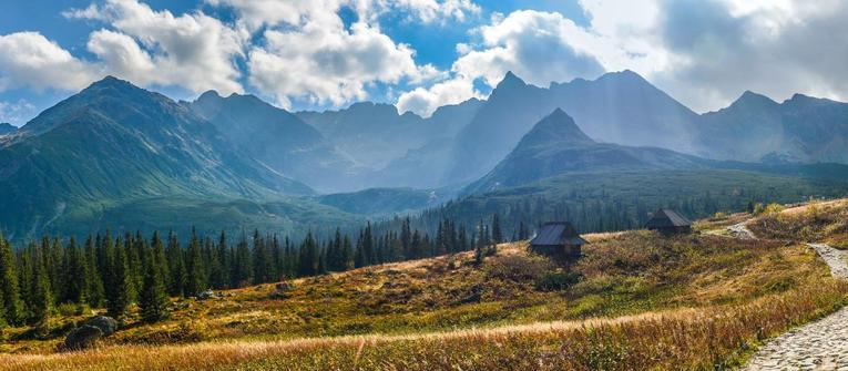 Index big wide tatry