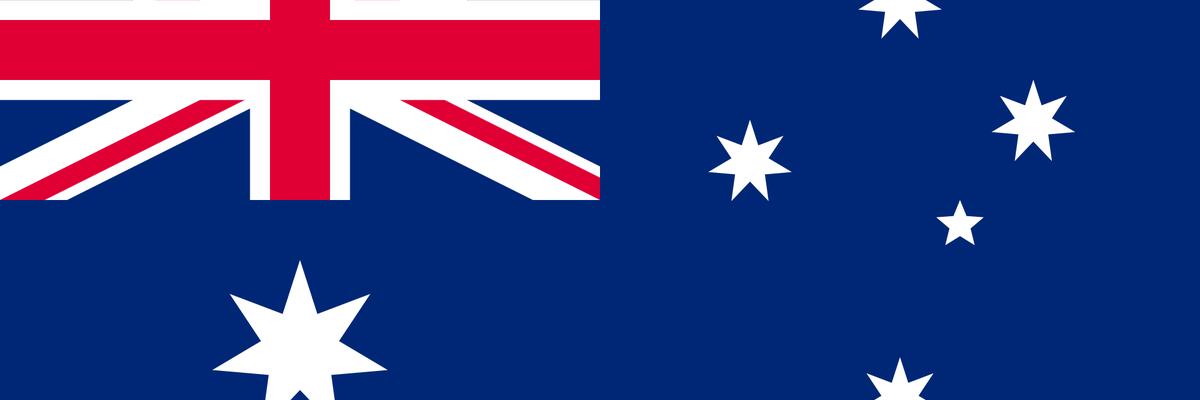 Show big australia zastava