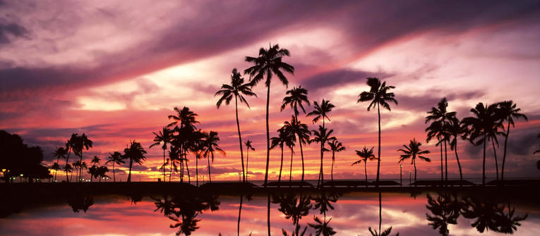 Index big wide honolulu oahu hawaii