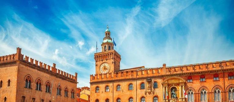 Index big wide piazza maggiore bologna