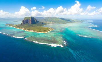 Destination index ostrov mauritius