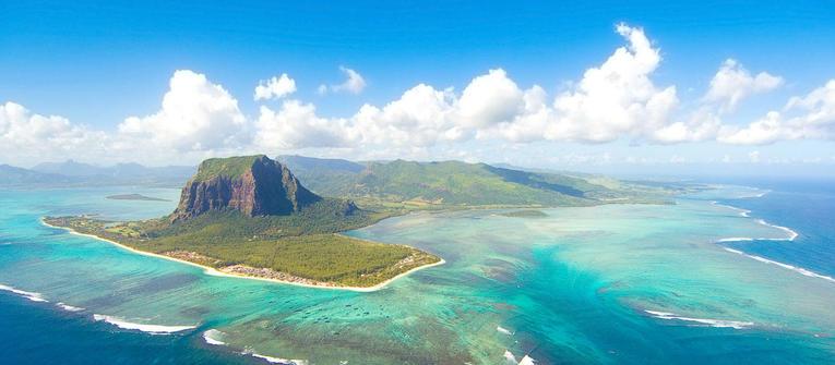 Index big wide ostrov mauritius