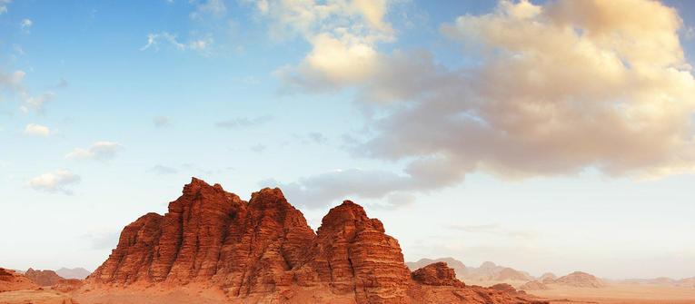 Index big wide wadi rum jordansko