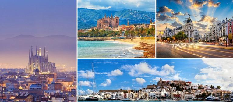 Index big wide barcelona  madrid  mallorca a ibiza v r%c3%a1mci jednej cesty u%c5%be od 105 eur