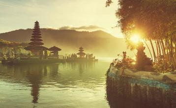 Destination index indonesia bali ulun danu