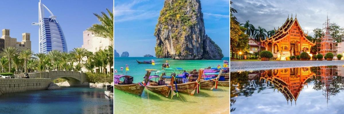 Show big dubaj  phuket a bangkok uvod 1