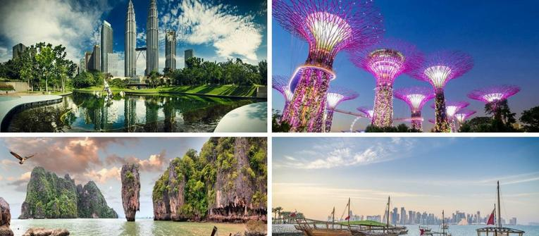 Index big wide malajzia  singapur  thajsko a qatar