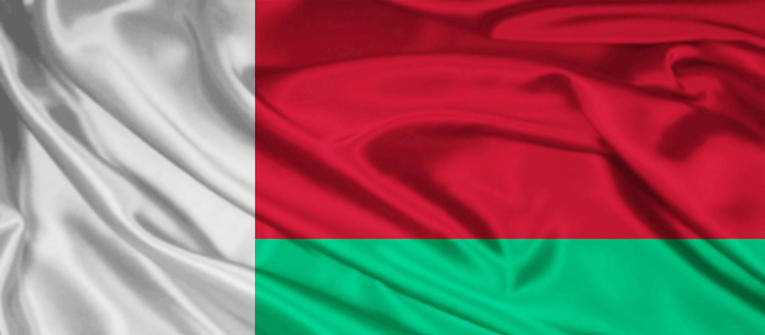 Index big wide madagascar flag