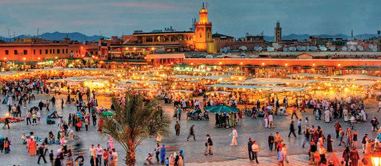 Index big wide maroko agadir a marrakech z viedne za 179euro