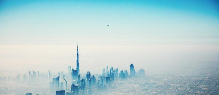Index big wide dubaj sky line