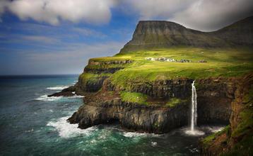 Destination index faerske ostrovy