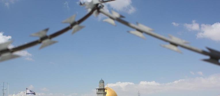 Index big wide izrael a palestina