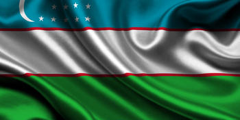 Blog index page thumb uzbekistan flag zastava