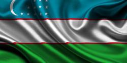 Sidebar thumb big uzbekistan flag zastava