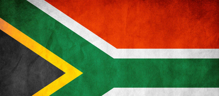 Index big wide south africa flag