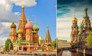 Destination index moskva a petrohrad v r%c3%a1mci jednej cesty od 71 eur