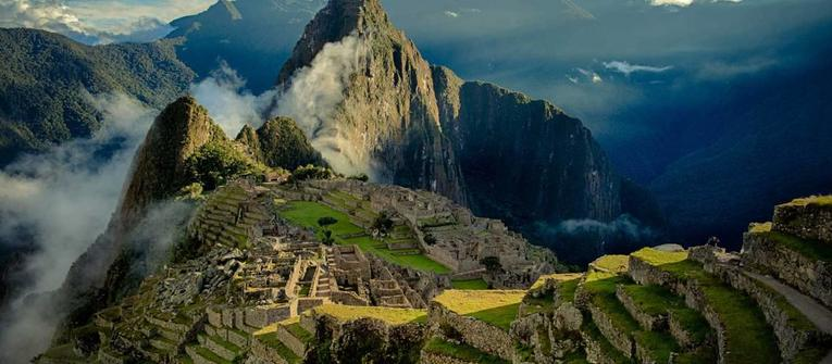 Index big wide peru machu picchu