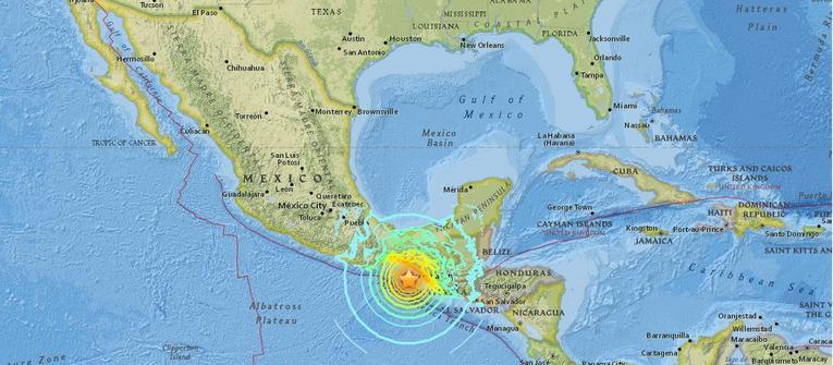 Index big wide mexico zemetrasenie