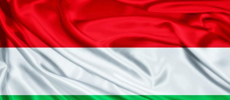 Index big wide madarsko zastava