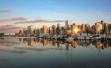 Destination index vancouver kanada