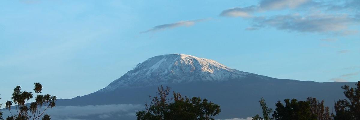 Show big kilimanjaro cestopis