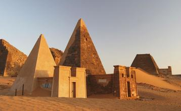 Destination index sudan meroe