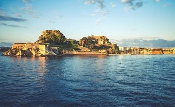Destination index ostrov korfu