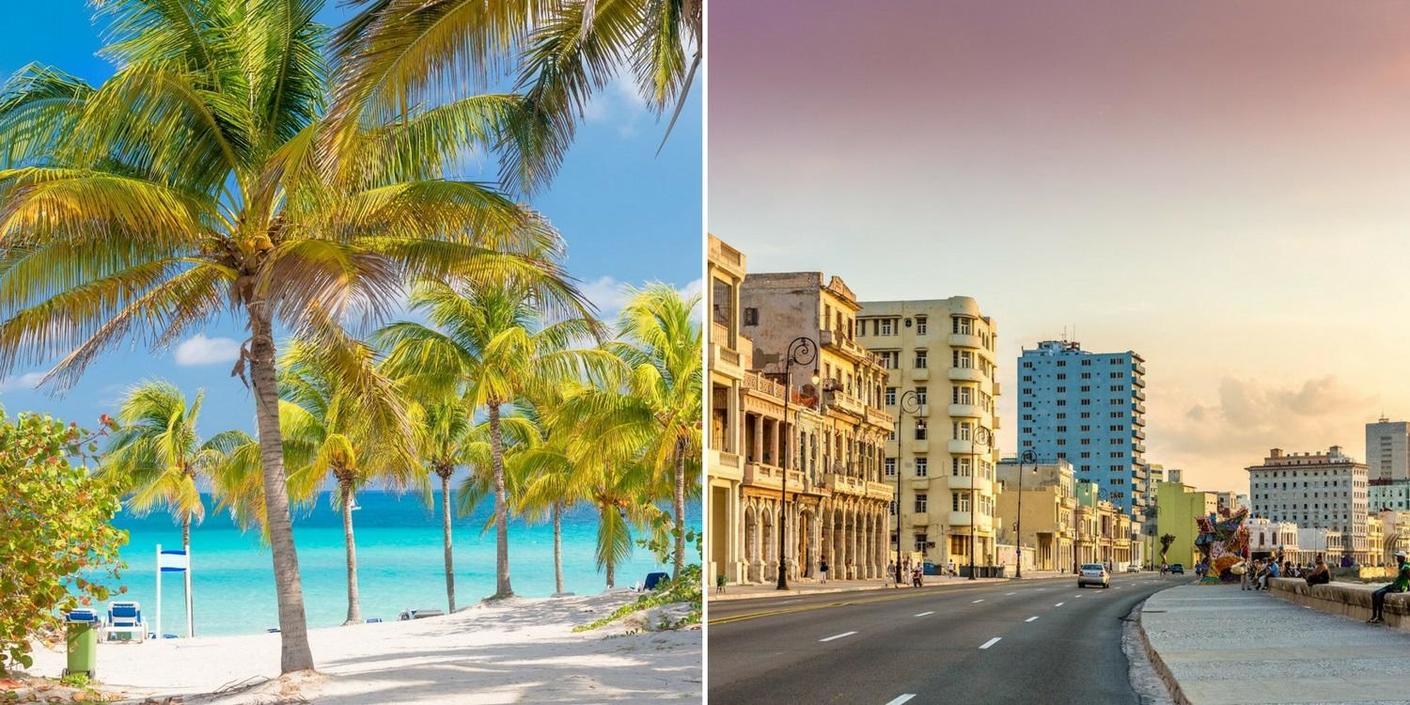 Kuba Varadero A Havana Z Viedne S Multi City Letenkami Od 421