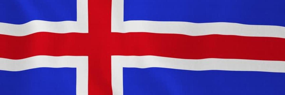 Show big island zastava