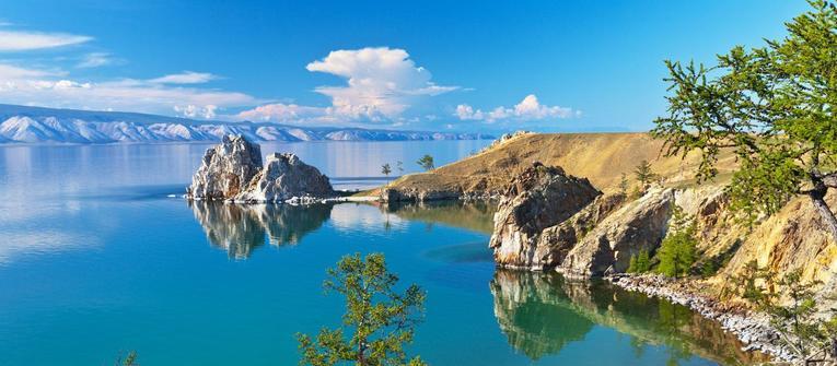 Index big wide bajkalske jazero