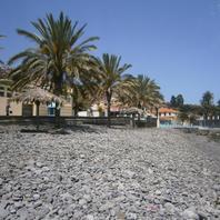 Typická pláž