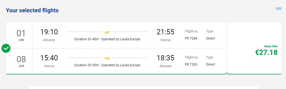 ŠPANIELSKO - Alicante z Viedne začiatkom leta s letenkami od 27 eur