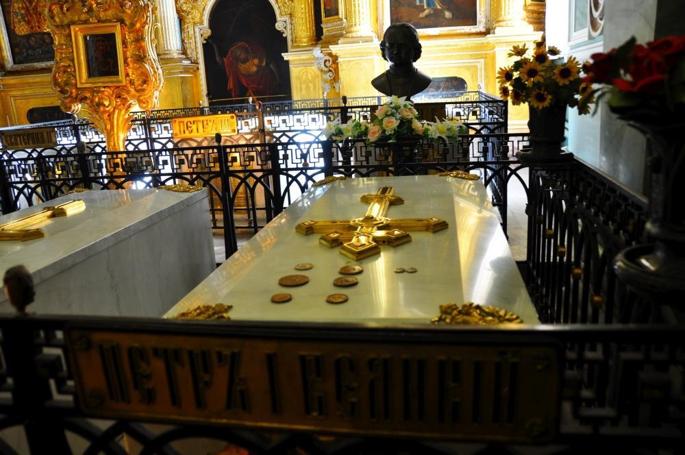 Hrobka Petra Veľkého