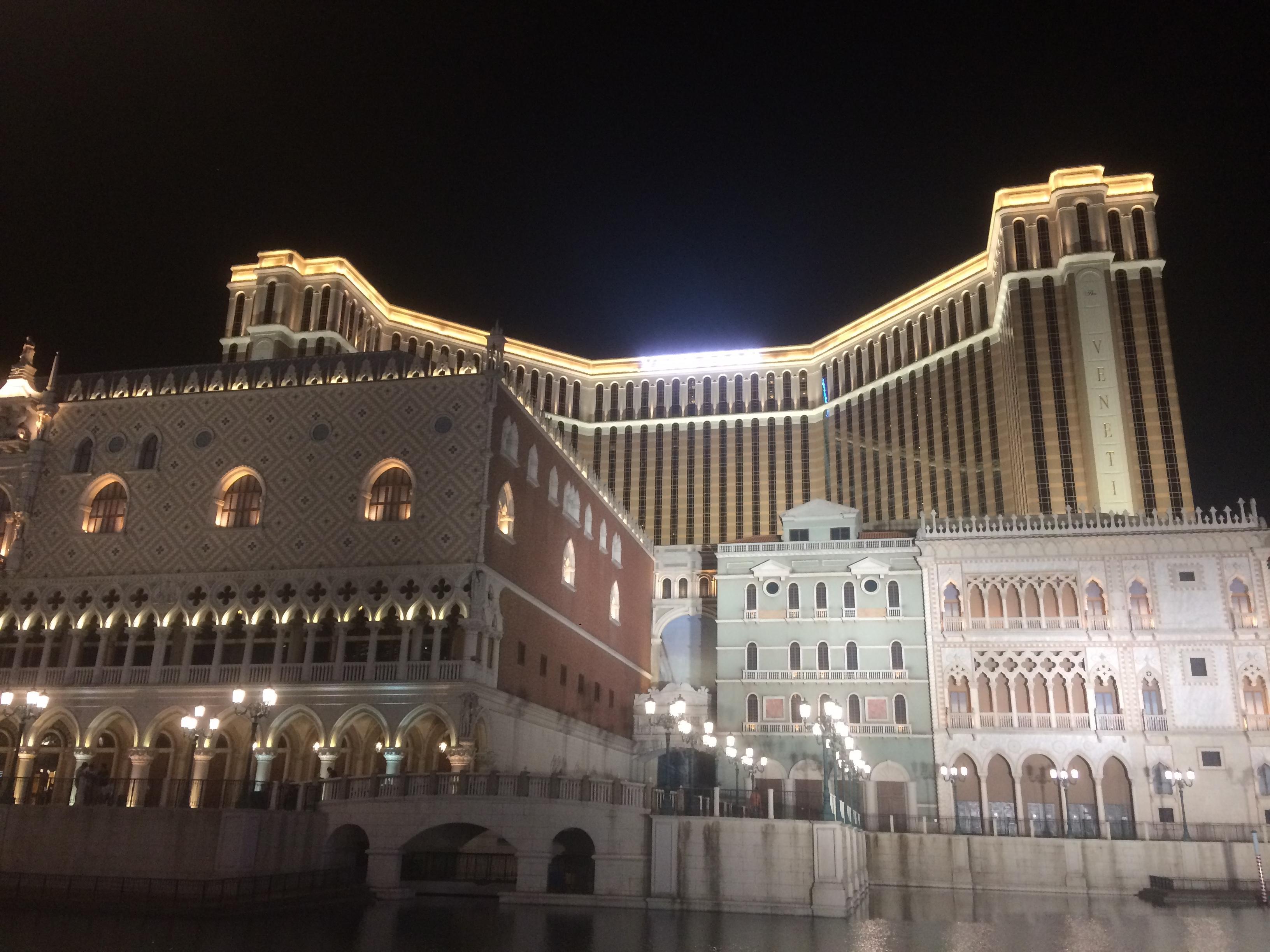 The Venetian - najväčšie kasíno na svete