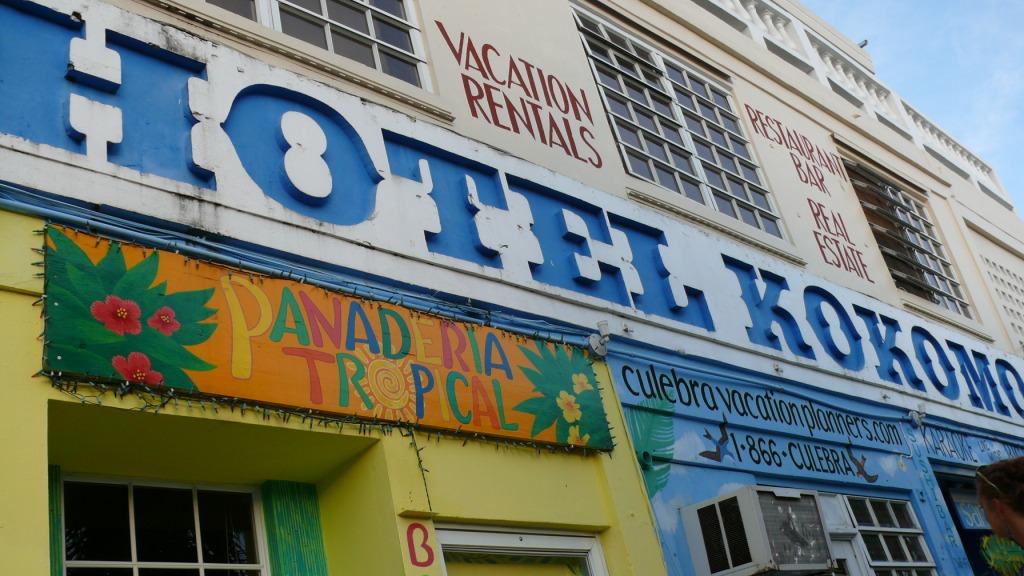 2 v 1 – Hotel Kokomo & omamná pekáreň Tropical.