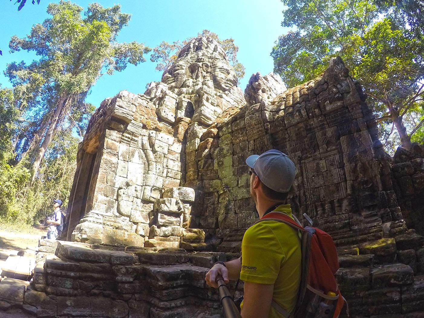Banteay Kdei.