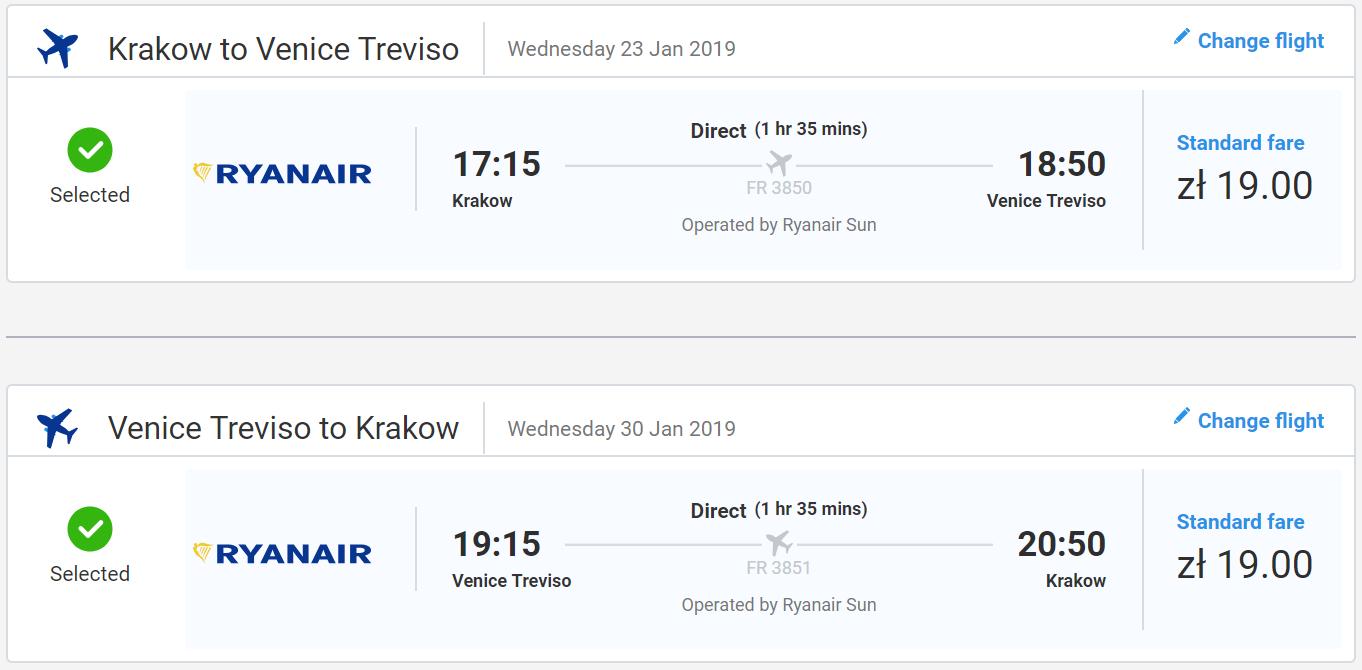 Benátky z Krakova alebo z Budapešti s letenkami už od 9 eur