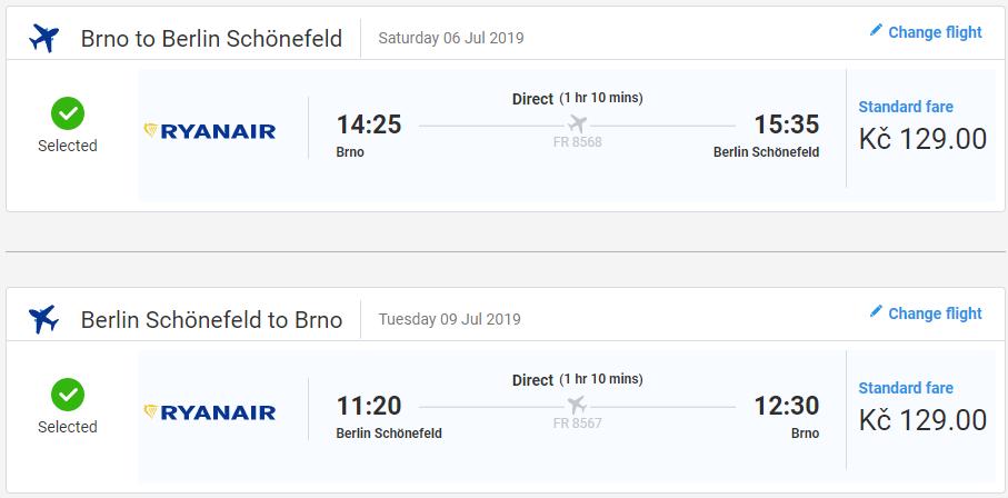 Berlín cez letné prázdniny s letenkami od 10 eur