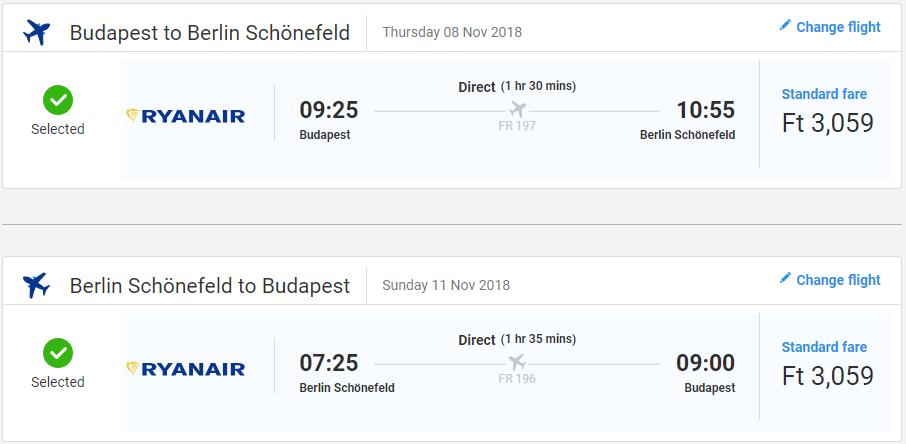 Berlín z Budapešti aj na predĺžený víkend s letenkami už od 19 eur