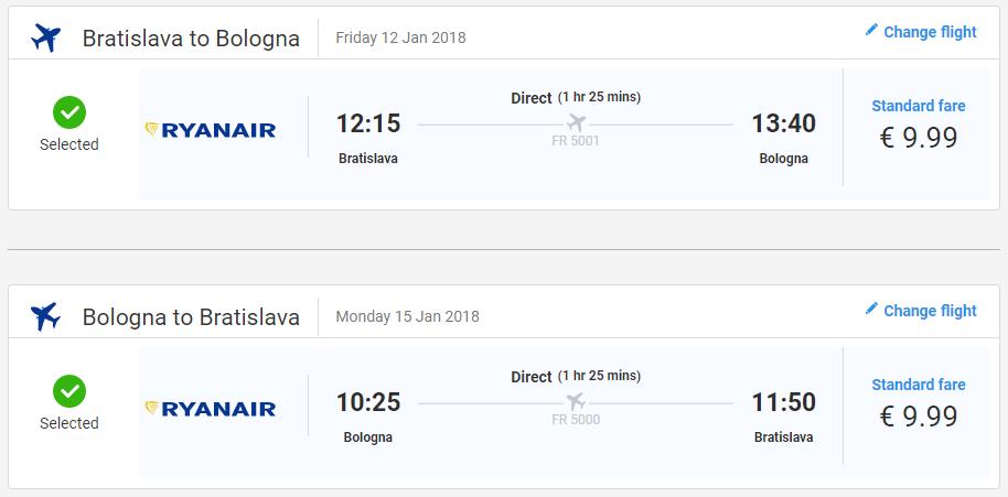 Talianska Bologna aj na predĺžený víkend z Bratislavy od 20 eur