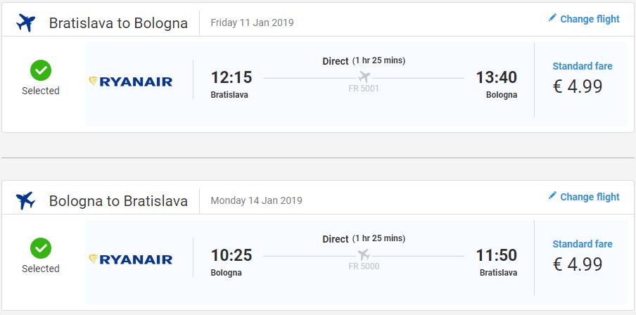 Bologna z Bratislavy aj na predĺžený víkend. Spiatočné letenky už od 10 eur